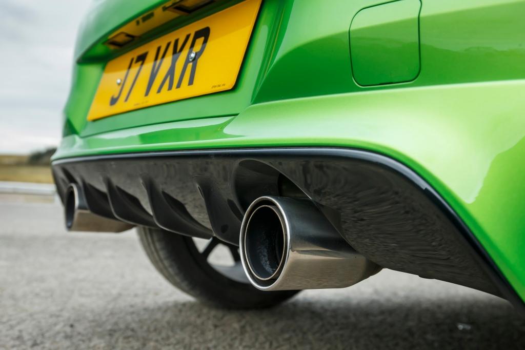Corsa VXR Exhaust Diffuser