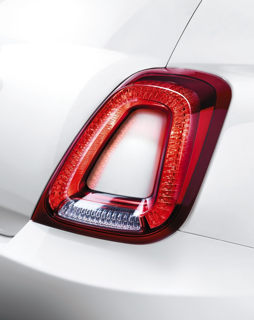 FIAT 500 Tail Lights