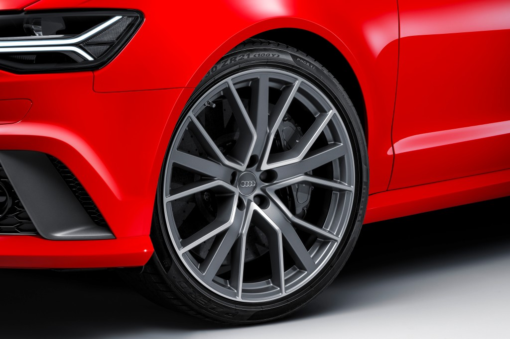 Audi RS6 Performance Wheels and Brakes
